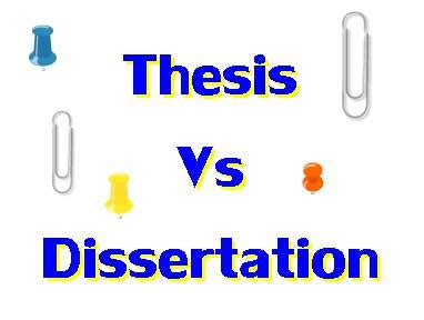 Contents of a Good MPhil Thesis Thesis Literature Review